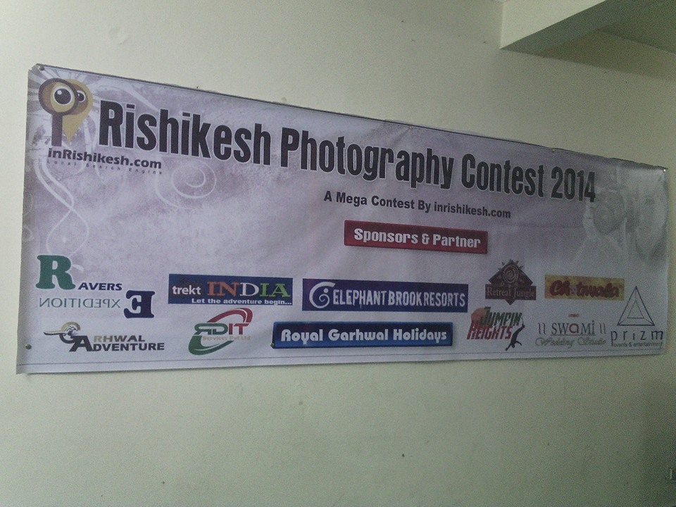 Rishikesh Photography Contest 2014
